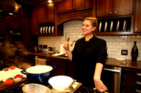 Chef Amanda Freitag's Cookbook Event/TASTE